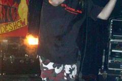 Turkey Chainsaw Massacre Tour 2003 TOTS